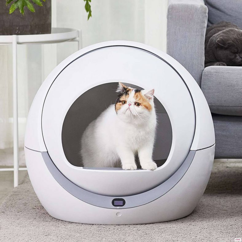Otomatik Kedi Tuvaleti