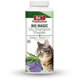 Bio Petactive Magic Lavanta Ve Biberiye Özlü Kuru Kedi Şampuanı 150gr