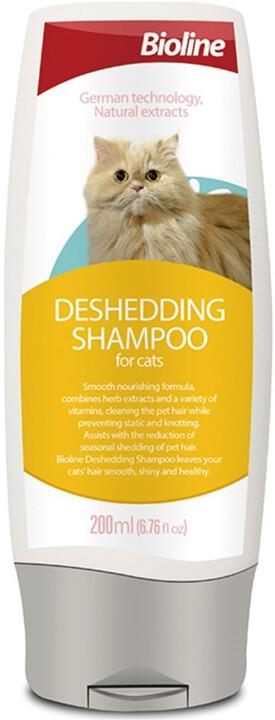 Bioline Kıtık Açıcı Kedi Şampuanı
