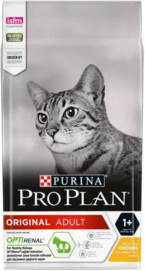 Pro Plan Adult Tavuklu ve Pirinçli Yetişkin Kedi Maması 1,5kg