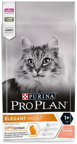 Pro Plan Derma Plus Somonlu Tüy Yumağı Önleyici Kedi Maması 1,5kg