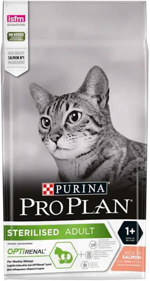 Pro Plan Somonlu Kısırlaştırılmış Kedi Maması 1,5kg