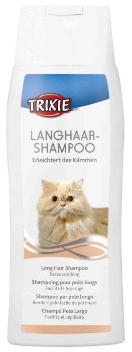 Trixie Uzun Tüylü Kedi Şampuanı 250ml