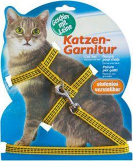 Reflektörlü Kedi Tasması