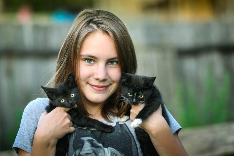 Yavru Kediyi Eve Alıştırma Süreci