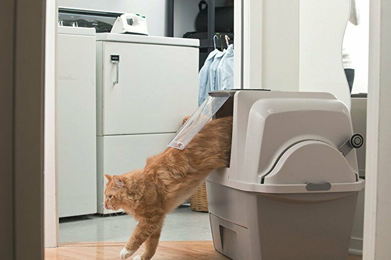 Catit SmartSift Kedi Tuvaleti